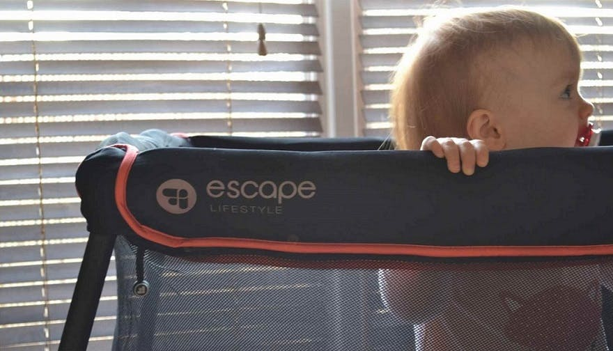 Lit de voyage Naos d'Escape Lifestyle