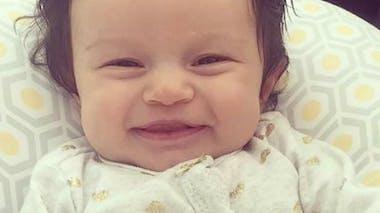 Isabelle, alias Baby Izzy.