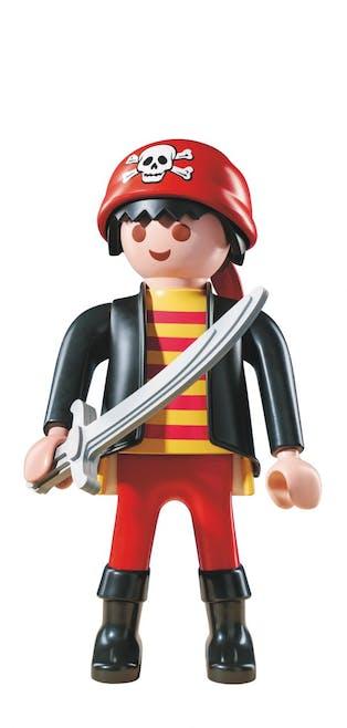 Pirate XXL, 65 cm, Playmobil, 59,90 €. Dès 3 ans.