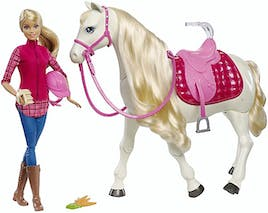 Cheval Barbie Dreamhorse interactif, Mattel, 99,99 e.