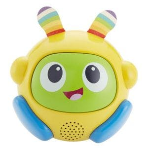 Balle Musicale Bebo, exclusivité Fisher Price pour King Jouet, 17,99 €.