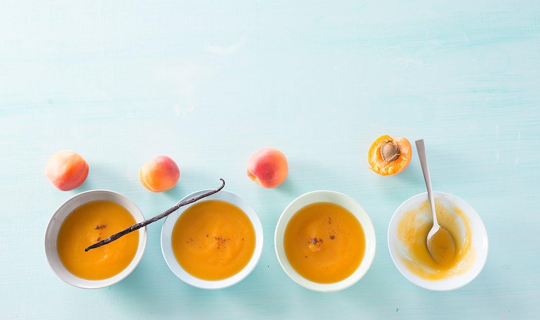 Délice pomme abricot
