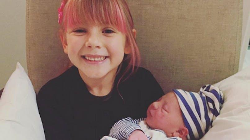 Pink, maman d'un petit garçon : l'adorable photo de ses  enfants (PHOTOS)