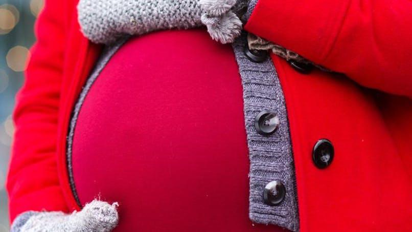 La grossesse fait perdre de la matière  grise!