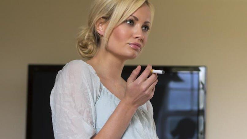 Grossesse: le tabac mauvais pour les reins du futur bébé