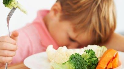 Savez-vous pourquoi les enfants boudent les   légumes?