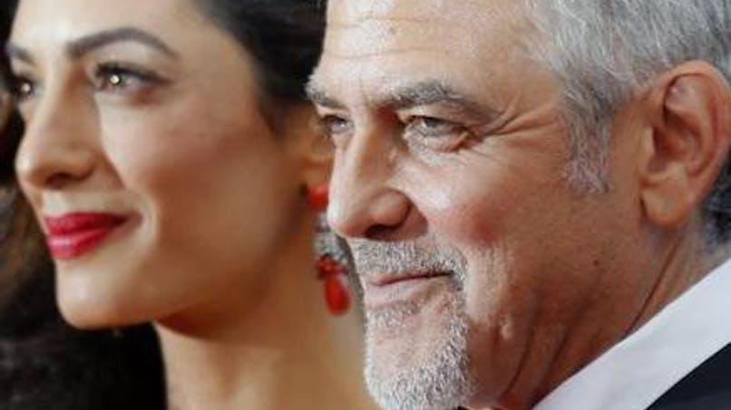 Amal Clooney attend une fille et un garçon, le choix du   roi!