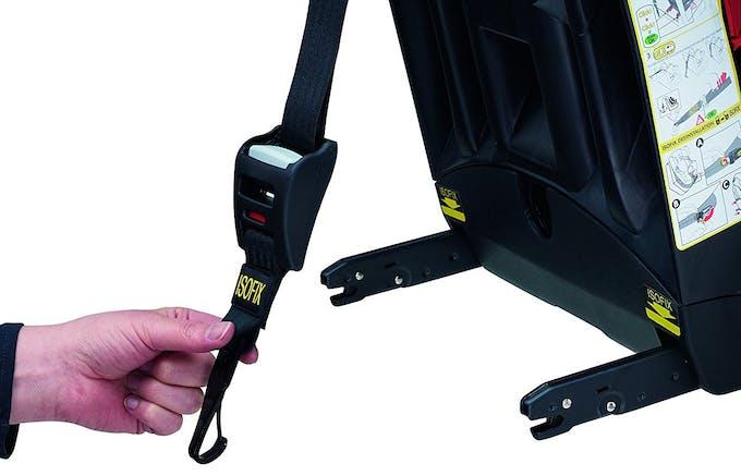Siège auto Iséos Isofix Groupe 1 sécurité