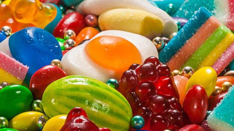 Un additif dans les bonbons provoque une baisse   d'immunité