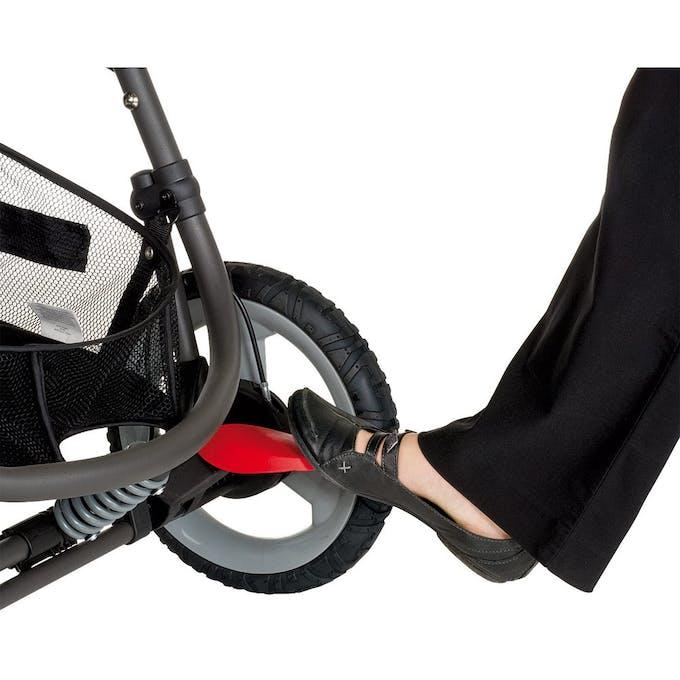 Poussette 3 roues High Trek de Bébé Confort - frein de parking