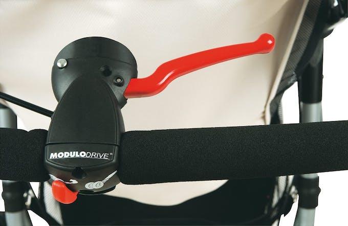 Poussette 3 roues High Trek de Bébé Confort - Modulo Drive
