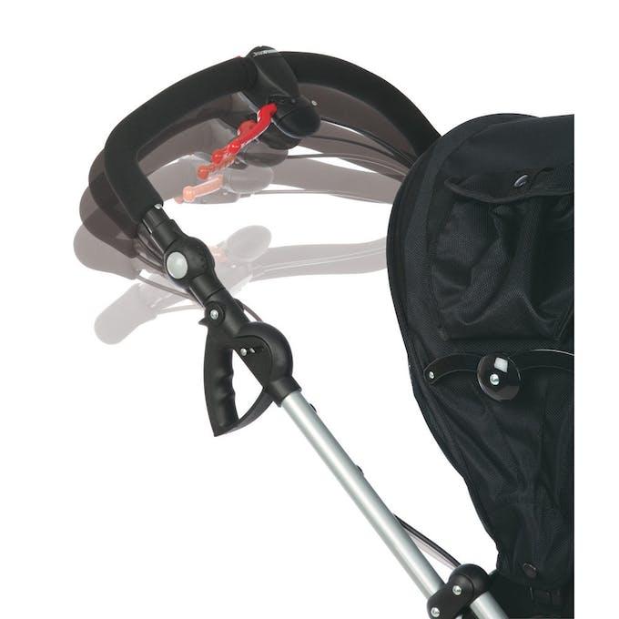 Poussette 3 roues High Trek de Bébé Confort - guidon