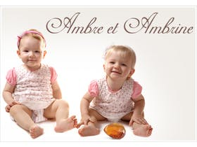 Ambre et Ambrine