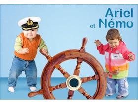 Ariel et Némo