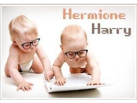 Hermione et Harry