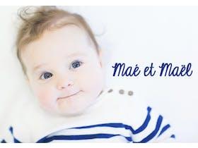 Maé et Maël
