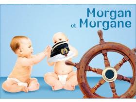 Morgan et Morgane