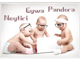 Pandora, Eywa et Neytiri