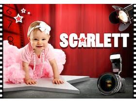 Les pr noms de stars - Scarlett prenom ...