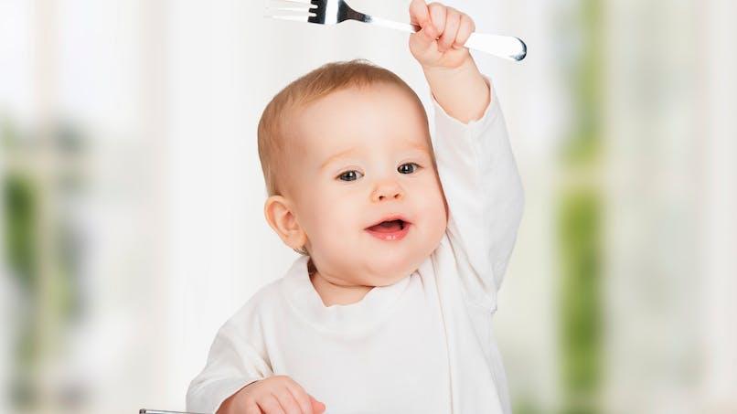 Les bébés manquent de lipides
