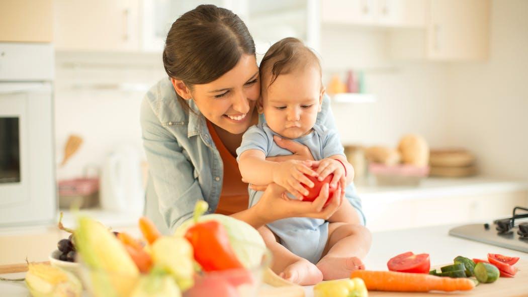 Alimentation : quel repas du soir pour bébé ?