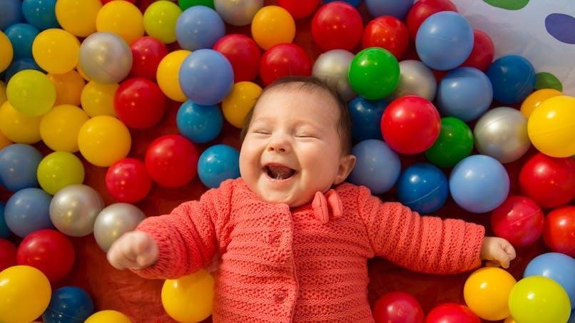 """""""Happy Song"""", la chanson qui rend les bébés heureux. Ecoutez !"""