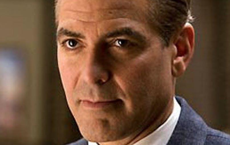George Clooney papa