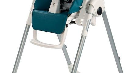 Chaise haute Prima Pappa Zero3 de Peg-Pérego