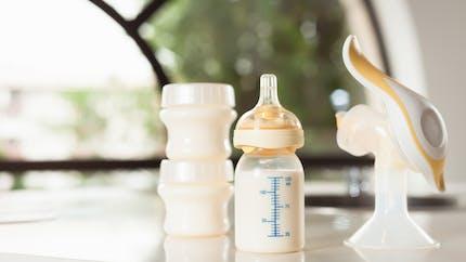 Allaitement : comment congeler son lait maternel