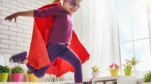 Mardi Gras: des maquillages et déguisements sûrs pour les enfants