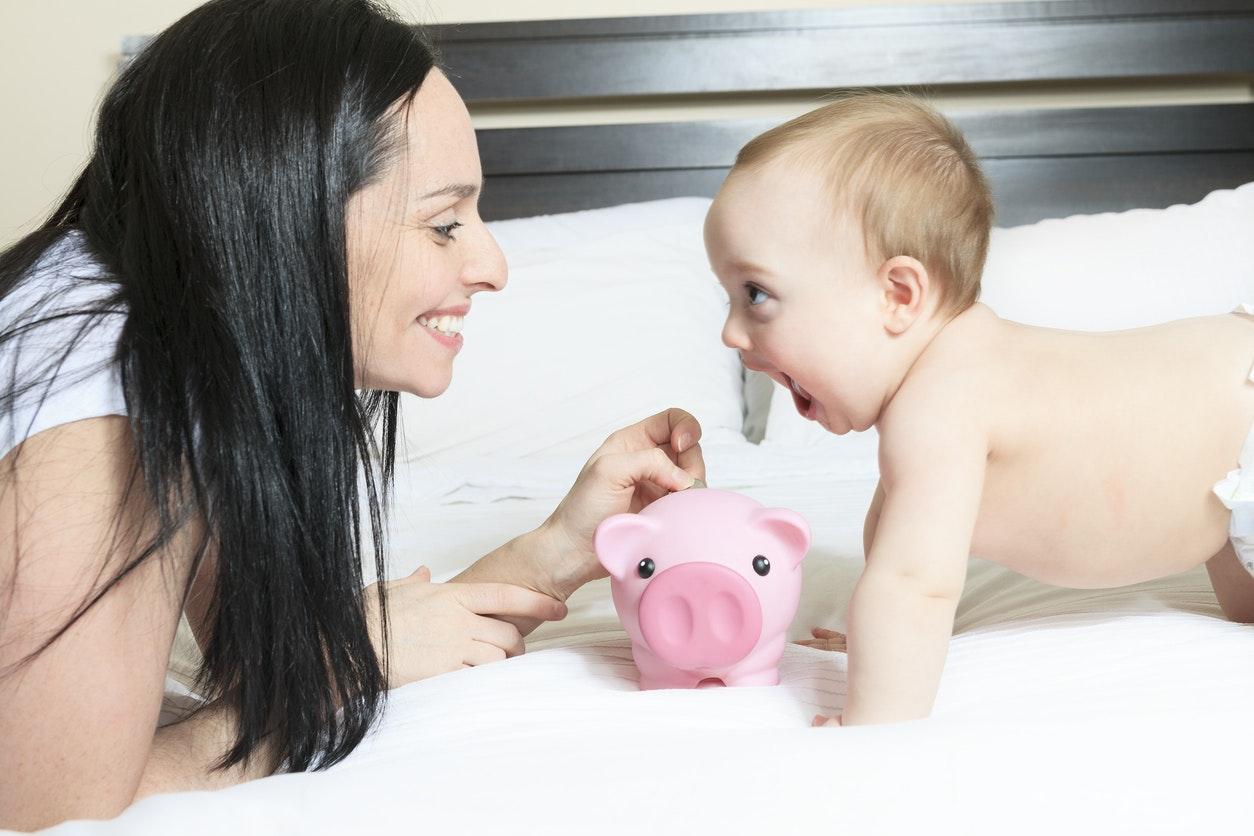 quel budget pour un premier bébé