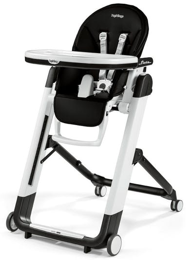 Chaise haute Siesta de Peg-Pérego - noir