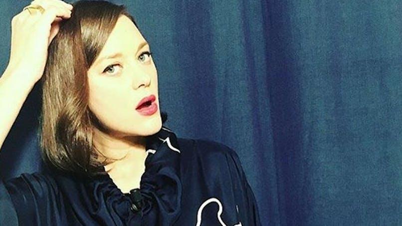 Marion Cotillard absente des César pour « maternité imminente »
