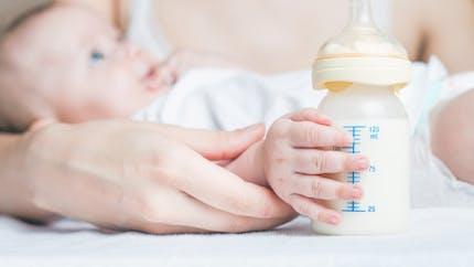 Les laits végétaux dangereux pour les bébés