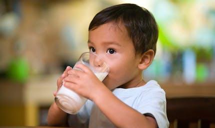 1-3 ans : 8 questions sur le lait infantile