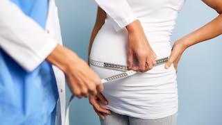 mesure ventre femme enceinte