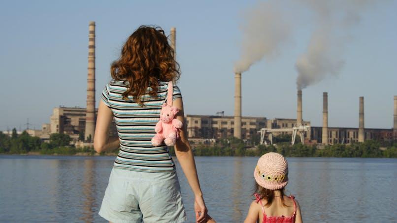 La pollution environnementale entraîne 1,7 million de décès d'enfants par an