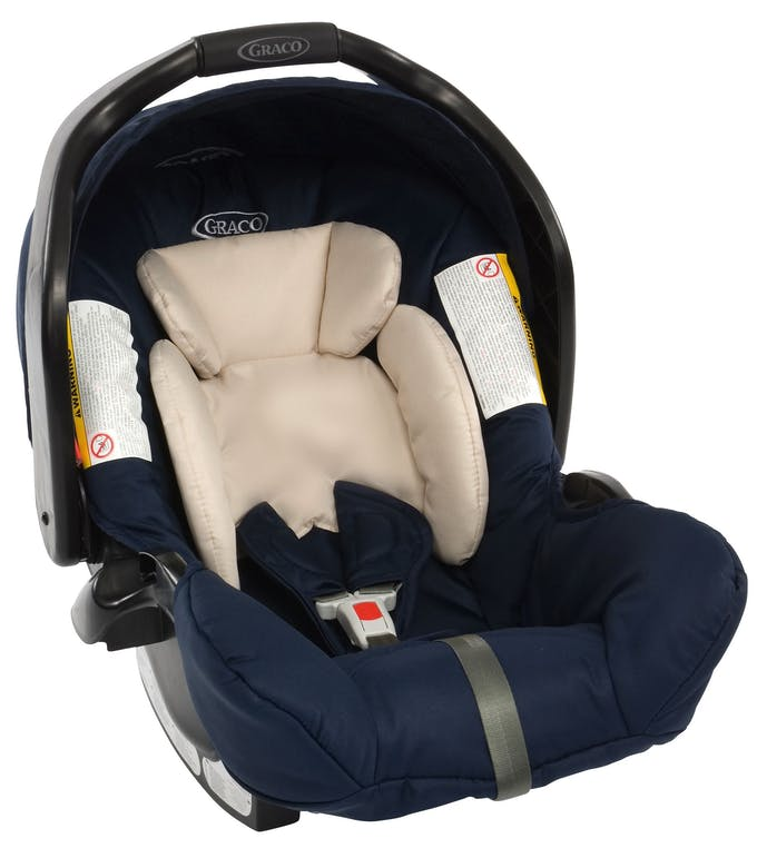 Poussette duo Travel System Evo de Graco - siège auto cosy coque junior baby 0+