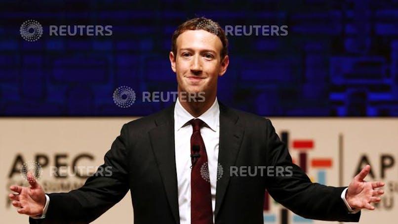 Mark Zuckerberg bientôt papa de nouveau