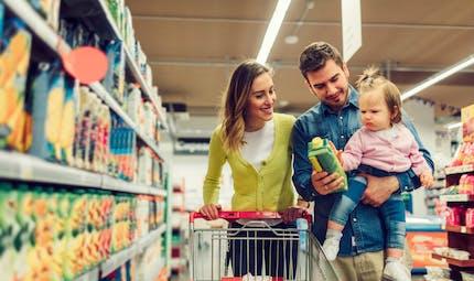 Les adultes font plus attention à l'alimentation en devenant parents