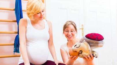 sage-femme explique la naissance