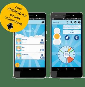 application mobile Yakolo