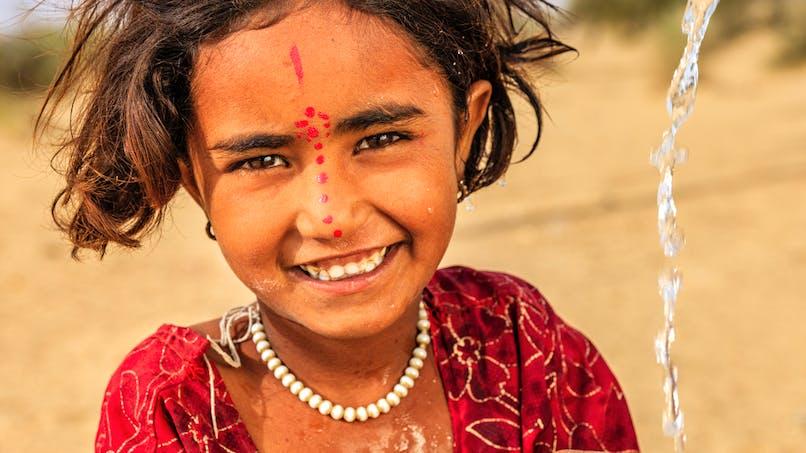 L'Unicef alerte: en 2040, 1 enfant sur 4 manquera d'eau potable