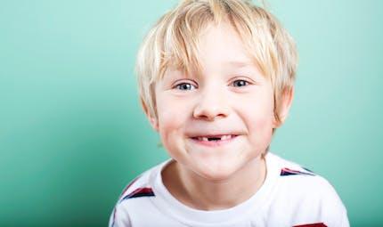 Mon enfant s'est cassé une dent