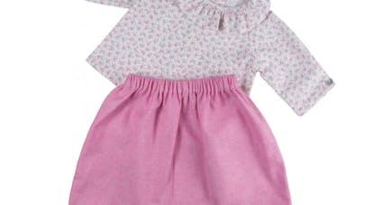 vêtements pour fille chez florence