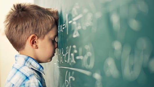 Le plomb fait baisser le QI des enfants