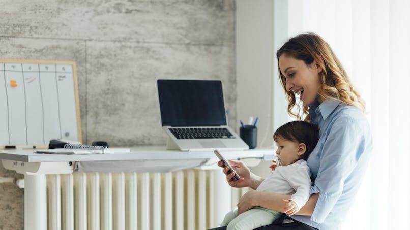 Smartphone: un risque que les enfants soient délaissés?