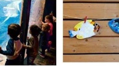 Vacances scolaires: des ateliers collages, tissages… au Palais de la Porte Dorée, à Paris