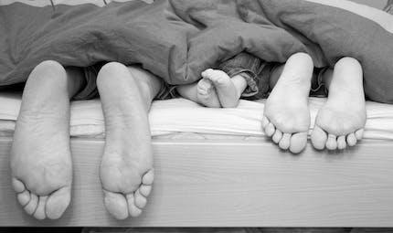 Bébé squatte votre lit !