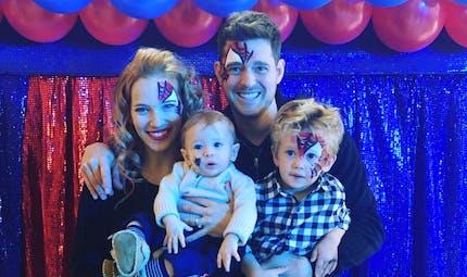Michael Bublé : son petit garçon malade du cancer va mieux !